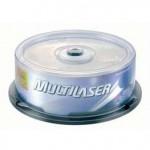 DVD+R Pino Dual Layer 8.5G c/25 Multilaser