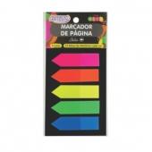 Marcador de Pagina c/5 cores