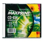CD-R Slim Maxprint