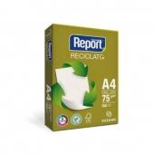 Papel A4 Reciclato Report