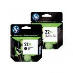 Cartucho HP 21 e 22