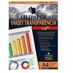 Transparência Jato de Tinta Filiperson