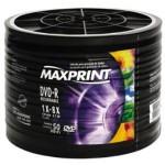 DVD-R  Pino c/50 Maxprint