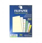 Papel A4 Goffrata Filiperson