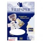 Papel A4 Granito Filiperson