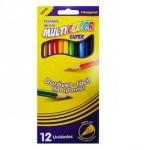 Lápis de Cor Multicolor Faber-Castell