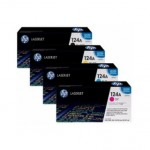 Toner HP Laser Color 124A